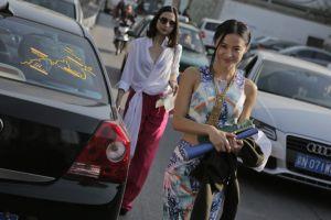 China Fashion Clothing