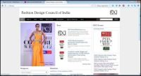 Fashion Design Council of India FDCA