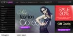 ASEAN Fashion Shopping Online Website Listing