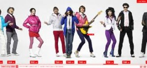 Uniqlo, Largest Fashion Retailer Chain from Asia