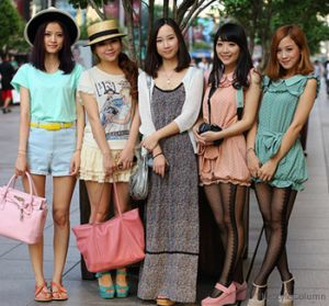 China Fashion Blog