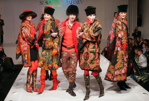 Russia Fashion Clothing