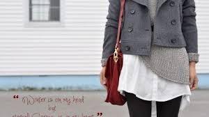 Winter Wardrobe Jacket