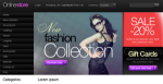 ASEAN Fashion Shopping Online Website Listing