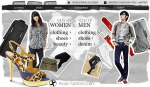 Asia Fashion Shopping Online Web Directory