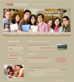 Asia Fashion Education Website Listing