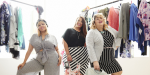 Asia Plus-Size Fashion Website Listing