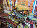 African fabrics are inspiring famous fashion designers