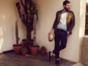 Men's latest modern fashion collection