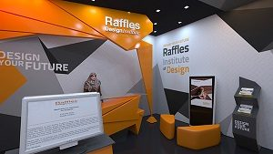 Raffles Design Institutte Singapore, Asia, Asean