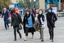 Iran Fashion Blog