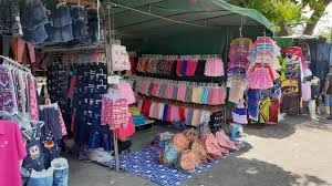 Bobae Market Wholesale Clothing Bangkok