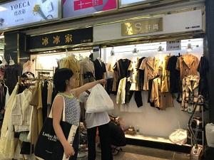 China Wholesale Clothing Markets