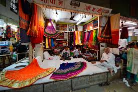 Mangaldas Wholesale Clothes and Fabric Market Mumbai