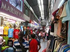 Pratunam Market - Clothing Wholesale Bangkok