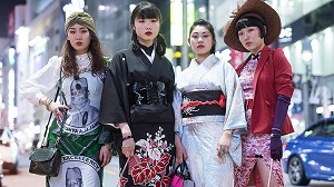 Tokyo Fashion Clothing Wholesale Markets Japan