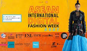 ASEAN International Digital Fashion Week 2021