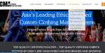 Clothing Manufacturers Asia, Ethical Custom Factory