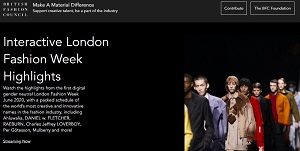 Fashion Shows and Weeks Online in Asia