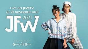 Jakarta Fashion Week (JFW) 2021 - Indonesia