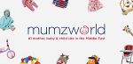 Mumzworld baby and child clothing online Middle East