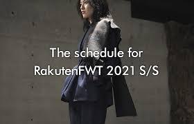 Rakuten Fashion Week in Tokyo
