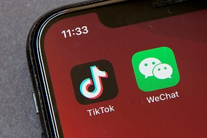 Social Media - Fashion, WeChat, and TikTok in Asia