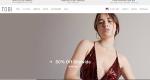 Tobi.com online fashion retailer for women