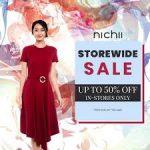 nichii Malaysia Women Clothing Fashion